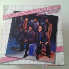 Discos de vinilo: COMMODORES - ANIMAL INSTINCT - MOTOWN (PEDIDO MINIMO 6 EUROS). Lote 37818530
