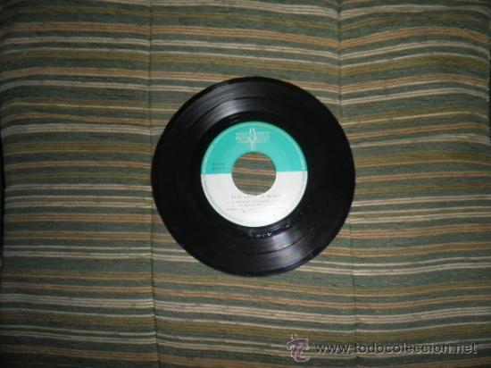 Discos de vinilo: HARMONIE MUNICIPALE DE SAIN-JEAN DE LUZ - EN EL KIOSKO DE LA MUSICA EP - ORIGINAL ESPAÑA ZAFIRO 1962 - Foto 6 - 37799465