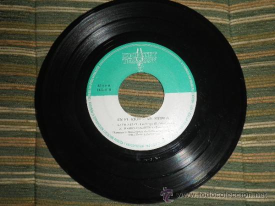 Discos de vinilo: HARMONIE MUNICIPALE DE SAIN-JEAN DE LUZ - EN EL KIOSKO DE LA MUSICA EP - ORIGINAL ESPAÑA ZAFIRO 1962 - Foto 7 - 37799465