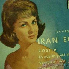 Discos de vinilo: IRAN EORY EP ROSITA. Lote 37810405