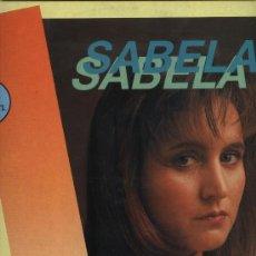 Discos de vinilo: SABELA - GALEGO MIX. Lote 218763861