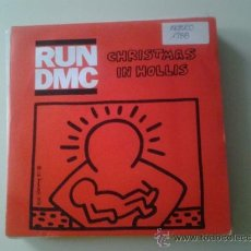 Discos de vinilo: RUN DMC - CHRISTMAS IN HOLLIS (PEDIDO MINIMO 6 EUROS). Lote 37821382