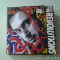 Disques de vinyle: JEAN MICHEL JARRE - REVOLUTIONS (PEDIDO MINIMO 6 EUROS). Lote 37821628