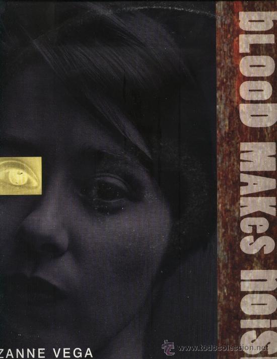 SUZANNE VEGA - BLOOD MAKES NOISE (Música - Discos de Vinilo - Maxi Singles - Pop - Rock - New Wave Internacional de los 80)