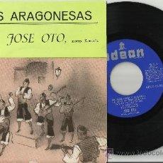 Discos de vinilo: JOSE OTO EP JOTAS ARAGONESAS ESPAÑA 1959. Lote 37836687