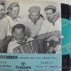 Discos de vinilo: LOS BOCHEROS -EP -COLUMBIA +50 EUROS GASTOS ENVIO GRATIS. Lote 37838871