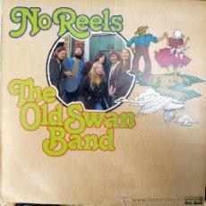 Discos de vinilo: OLD SWAN BAND. NO REELS. FREE REED. UK 1976 LP (CONTIENE ENCARTE). Lote 37840622