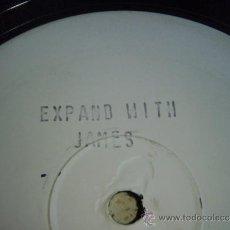 Discos de vinilo: EXPAND WITH JAMES MAXI. Lote 37844813