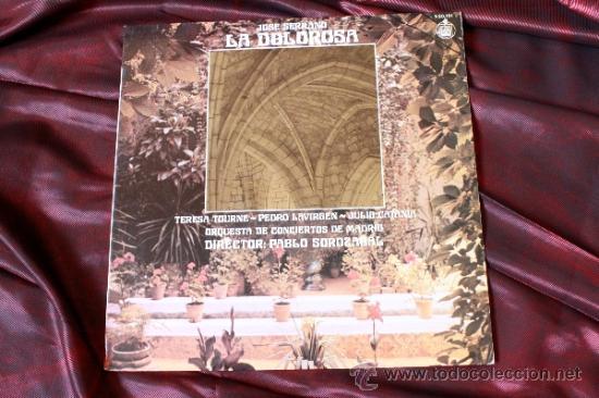 DISCO VINILO LP DE (Música - Discos - LP Vinilo - Clásica, Ópera, Zarzuela y Marchas)
