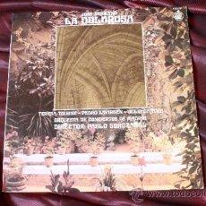 Discos de vinilo: DISCO VINILO LP DE. Lote 37863928