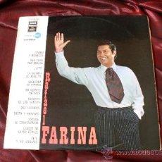 Discos de vinilo: DISCO VINILO LP DE RAFAEL FARINA 1972. Lote 37872151
