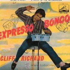 Discos de vinilo: CLIFF RICHARD 7' EP, LIVIN' LOVIN' DOLL +3, SPANISH EDIT. Lote 37852434