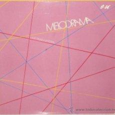 Discos de vinilo: MELODRAMA - L´EXIT TRUCA A LA PORTA AUDIVISUALS DE SARRIA - 1985. Lote 37867089