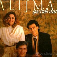 Discos de vinilo: LP TALISMAN : QUERIDO MUNDO ( CANCIONES DE ARCUSA & DE LA CALVA , DUO DINAMICO ) . Lote 37873051
