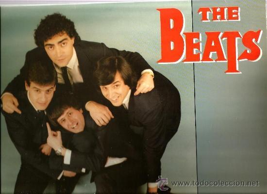 LP THE BEATS ( TEMAS DE LOS BEATLES ) (Música - Discos - LP Vinilo - Grupos Españoles 50 y 60)
