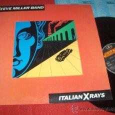 Discos de vinilo: STEVE MILLER BAND ITALIAN X RAYS LP 1984 MERCURY ED ESPAÑOLA SPAIN. Lote 37879219