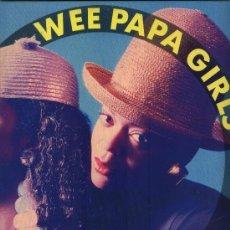 Discos de vinilo: WEE PAPA GIRLS - THE BUMP . Lote 37881032
