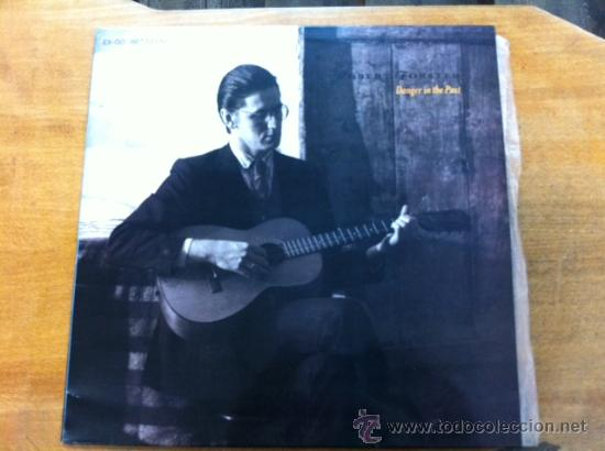 ROBERT FORSTER. DANGER IN THE PAST. LP (Música - Discos - LP Vinilo - Cantautores Extranjeros)