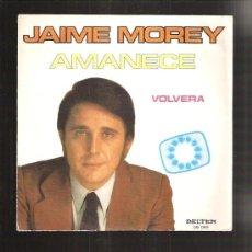 Discos de vinilo: JAIME MOREY. Lote 37885173