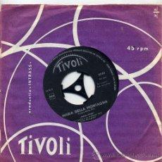 Discos de vinilo: AL VERLANE / MARIA DELLA MONTAGNA / SUSU SUCU (SINGLE HOLANDES). Lote 37894242