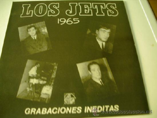 LOS JETS HISTORIA DE LA MUSICA POP ESPAÑOLA Nº 15 (Música - Discos de Vinilo - Maxi Singles - Grupos Españoles 50 y 60)