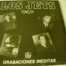 Discos de vinilo: LOS JETS HISTORIA DE LA MUSICA POP ESPAÑOLA Nº 15. Lote 37894284