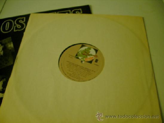 Discos de vinilo: LOS JETS HISTORIA DE LA MUSICA POP ESPAÑOLA Nº 15 - Foto 3 - 37894284