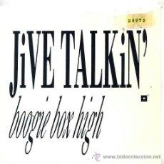 Discos de vinil: SONET / JIVE TALKING / RHYTHM TALKING (SINGLE 1987). Lote 37894368