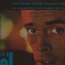 Discos de vinilo: LP-JACQUES BREL NUM.2-COLUMBIA 249-CANADA-196??. Lote 37904207