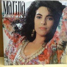 Discos de vinilo: MARINA. DIKI DIKI. SINGLE PROMO CBS 1989. IMPECABLE. ****/****. Lote 37908903