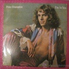 Discos de vinilo: PETER FRAMPTON - I´M IN YOU. Lote 37912024
