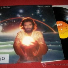 Discos de vinilo: KENNY LOGGINS KEEP THE FIRE LP 1979 CBS ED ESPAÑOLA SPAIN. Lote 37916229