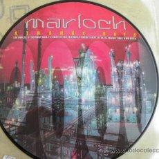 Discos de vinilo: MARLOCK -STRANGE DAYS -PICTURE DISC - +50 EUROS GASTOS ENVIO GRATIS. Lote 37925532