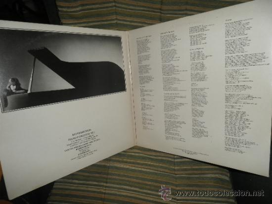 Discos de vinilo: EMERSON LAKE & PALMER - WORKS DOBLE LP - ORIGINAL INGLES - ATLANTIC 1977 - TRIFOLD COVER - - Foto 16 - 37957046