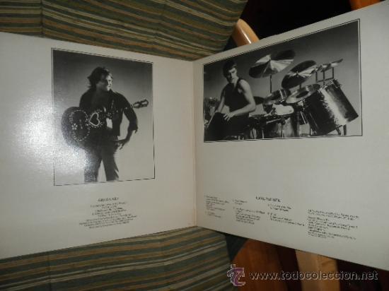 Discos de vinilo: EMERSON LAKE & PALMER - WORKS DOBLE LP - ORIGINAL INGLES - ATLANTIC 1977 - TRIFOLD COVER - - Foto 18 - 37957046