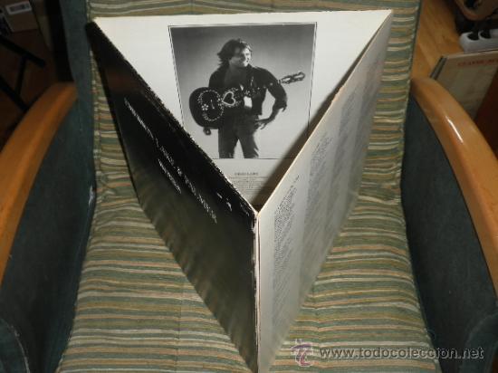 Discos de vinilo: EMERSON LAKE & PALMER - WORKS DOBLE LP - ORIGINAL INGLES - ATLANTIC 1977 - TRIFOLD COVER - - Foto 19 - 37957046