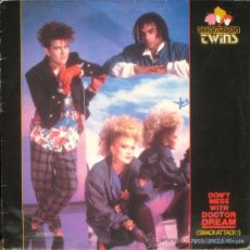 Discos de vinilo: THOMPSON TWINS ?– DON'T MESS WITH DOCTOR DREAM 12 MAXI. Lote 37977632