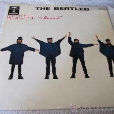 Discos de vinilo: THE BEATLES / HELP ! / EDICCION ESPAÑOLA / ODEON 1970. Lote 37985236