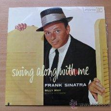 Discos de vinilo: FRANK SINATRA - SWING ALONG WITH ME - ORIGINAL 1965. Lote 38000561
