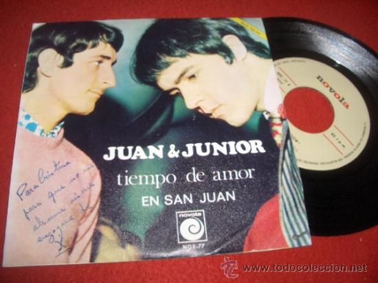 JUAN & JUNIOR TIEMPO DE AMOR/ EN SAN JUAN 7