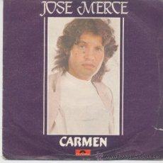 Dischi in vinile: JOSE MERCE,CARMEN DEL 83. Lote 38015254