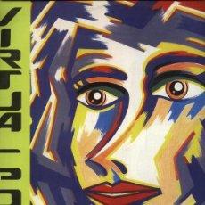 Discos de vinilo: VIRTUAL POP-01 (DOBLE LP.) TEMAS Y ARTISTAS VARIOS . Lote 38018614