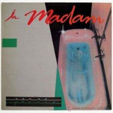 Discos de vinilo: LA MADAM - SENSE PRESSA - LP SPAIN 1987 - PDI – 30.1253. Lote 38021224