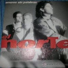 Discos de vinilo: EP - EL NORTE - AMORES SIN PALABRAS. Lote 38044678