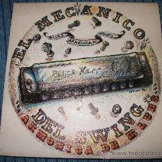 Discos de vinilo: EP - EL MECANICO DEL BLUES - ARMONICA DE BLUES. Lote 38044740