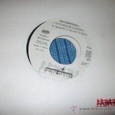 Discos de vinilo: PROMO EP - INTERMINABLES - ENTRANDO EN LA OSCURIDAD. Lote 38044775