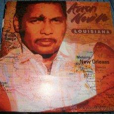 Discos de vinilo: EP - AARON NEVILLE - LOUISIANA / HOUSE ON A HILL. Lote 38045102
