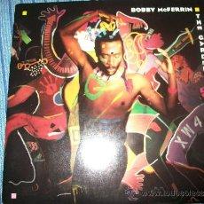 Discos de vinilo: EP - BOBBY MC FERRIN - THE GARDEN / SOMA SO DE LA DE SASE. Lote 38045126