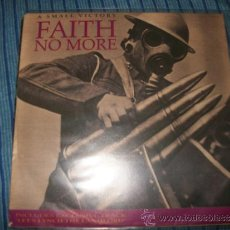 Discos de vinilo: EP - FAITH NO MORE - A SMALL VICTORY. Lote 38045159