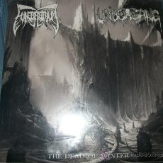 Discos de vinilo: EP - FUNEBRARUM / UNDERGANG - THE DEAD OF WINTER TOUR - EDICION LIMITADA - FIRMADO. Lote 38045171